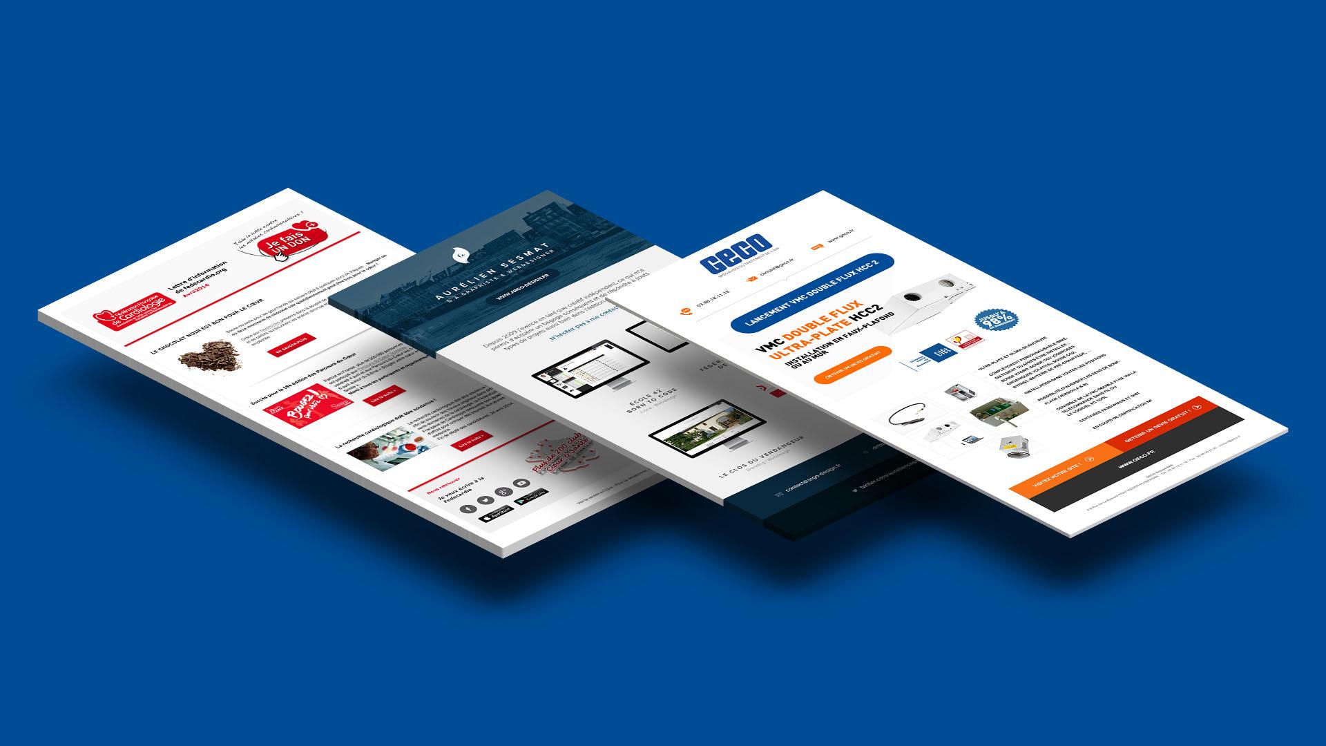 une-compilation-design-newsletter