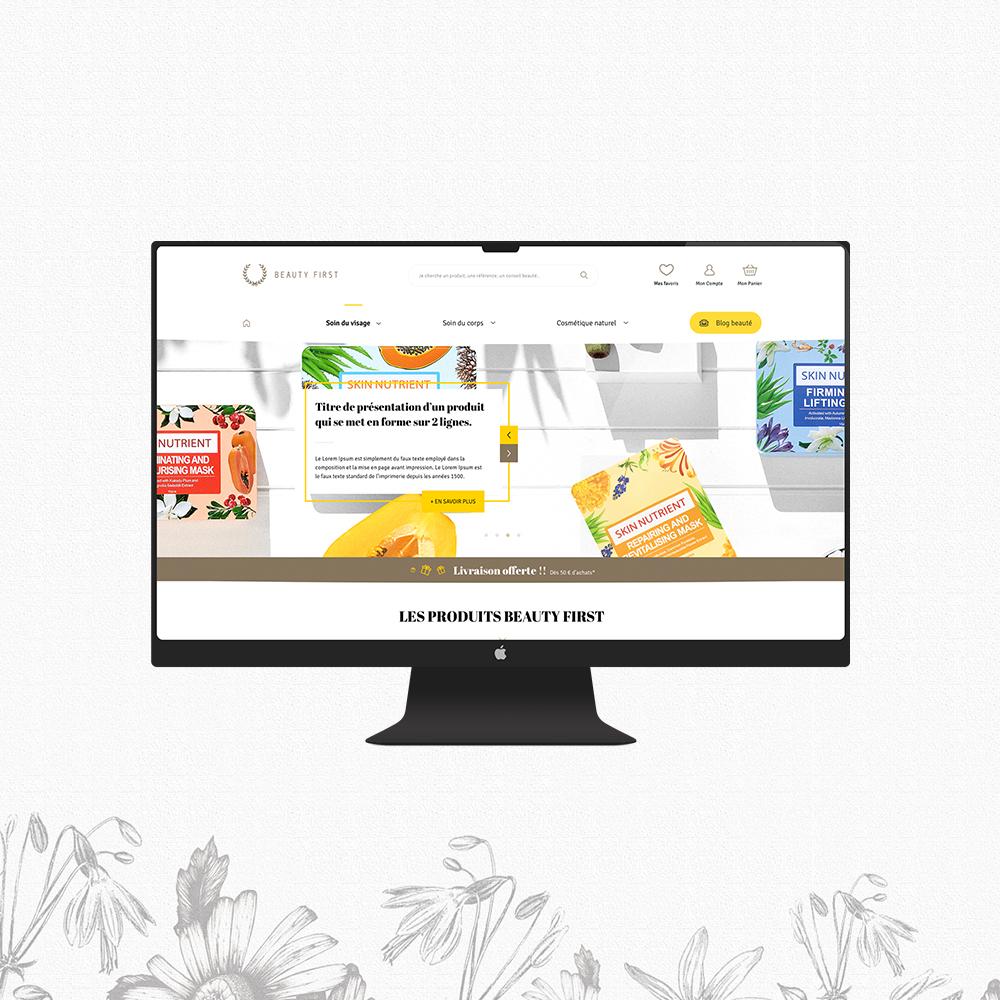 boutique en ligne webdesign e-commerce