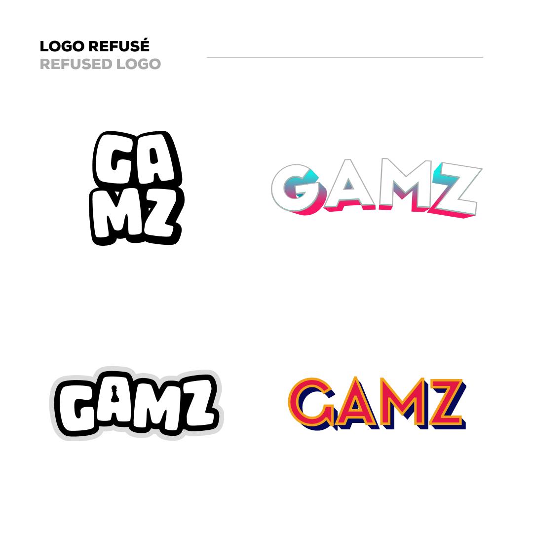 branding - refused logo